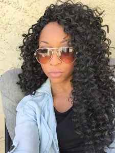 hairstyles for crochet braids