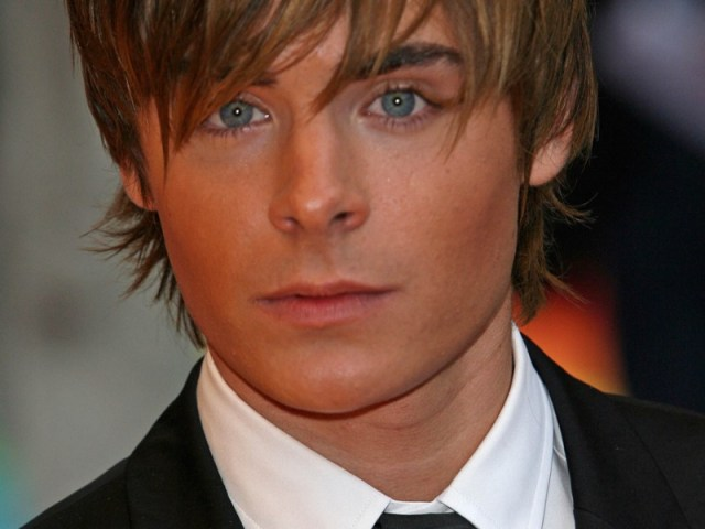 top 20 zac efron hairstyles we love!