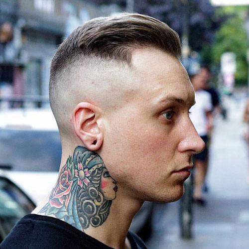 30 Awesome Comb Over Fade Haircuts Part 14