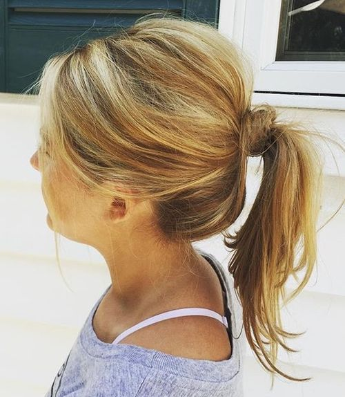Image Result For Cute And Easy Hairstyles For Medium Length Hair