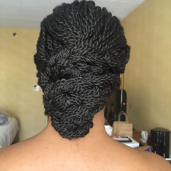30 Protective High Shine Senegalese Twist Styles