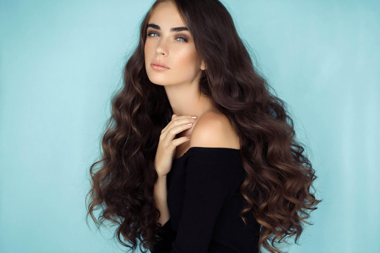 Ariana Grande Curly Hair
