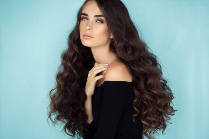 Image Result For Black Long Hair Hairstyles