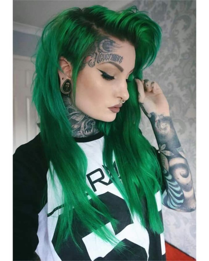 Image Result For Cool Hairstyles With Long Hair