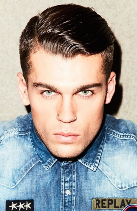 25 Rockabilly And Vintage Greaser Hair Styles For Men