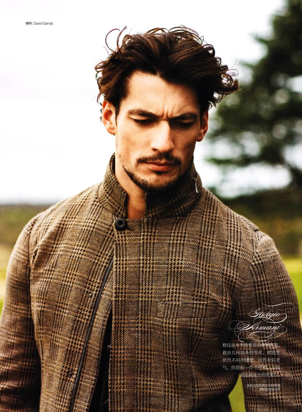 3 Male Models With Amazing Hairstyles Hairstyles