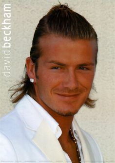 The Many Hairstyles Of David Beckham Hairstyles