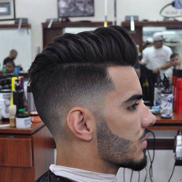 Comb Over Haircut Numbers Skin Mid Picture Hairstyles