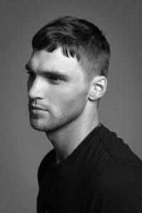 High Taper Fade Short Ivy League Beard The Haircut For Men