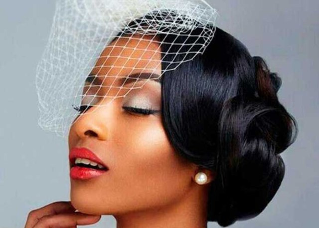 43 Black  Wedding  Hairstyles  For Black  Women Hairstyles