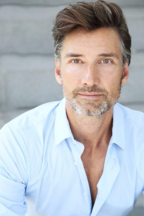 40 Hairstyles for Men in Their 40s - Hairstyle on Point