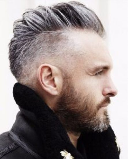 Shave This, Not That: How To Line Up Your Beard | High Fade and Beard | Hairstyleonpoint.com