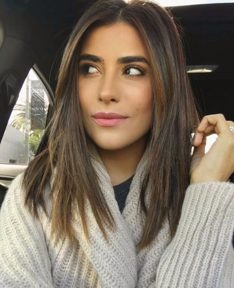 55 Lovely Long Hair Ladies With Layers Hairstyles