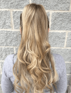 Prom Hairstyles Trending on Instagram   The Ariana   Hairstyle on Point