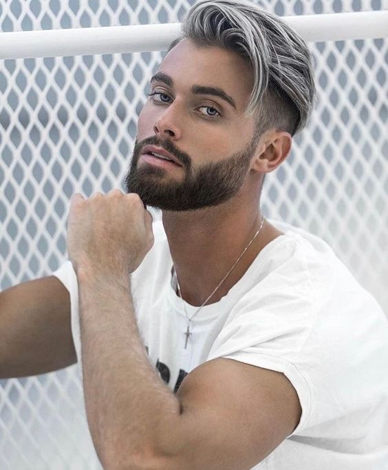 Is the Gray Hair for Men Trend Here to Stay? 21 Photos of ...