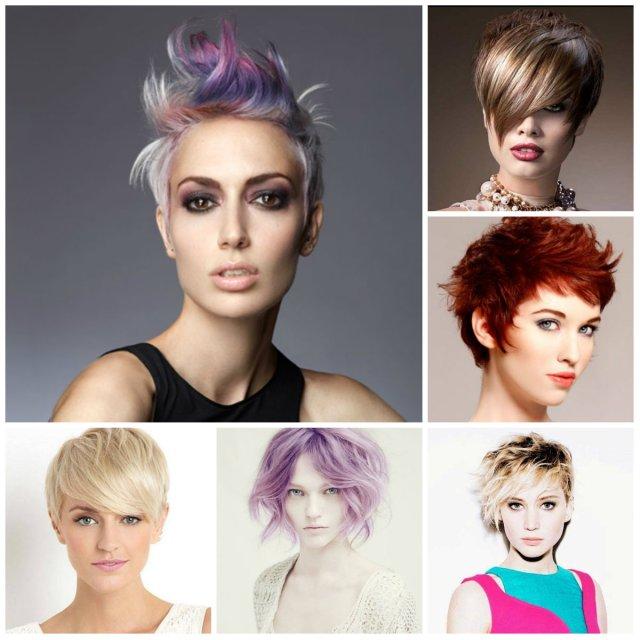 2016 hair color ideas for short hair | 2019 haircuts