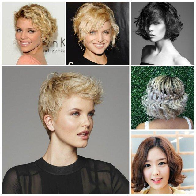 2016 popular short wavy hairstyles | 2019 haircuts