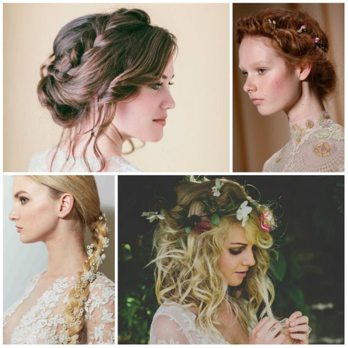 awesome wedding hairstyles for spring 2016 | 2019 haircuts