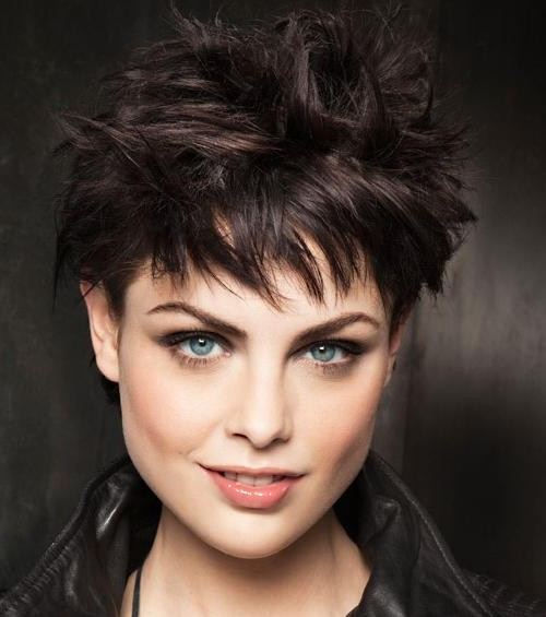 2016 Bold Pixie Haircuts For Women 2019 Haircuts
