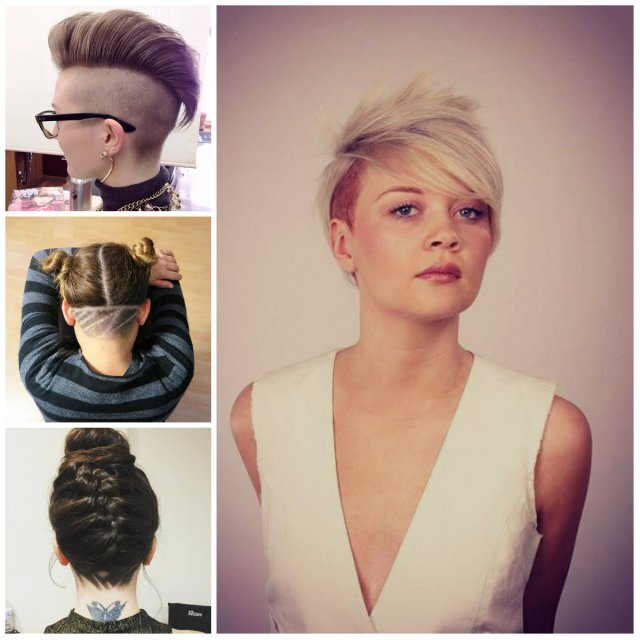 undercut hairstyles for women | 2019 haircuts, hairstyles