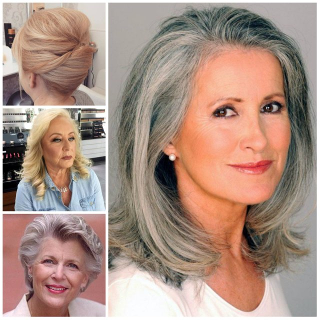 modern hairstyles for women over 60 | 2019 haircuts