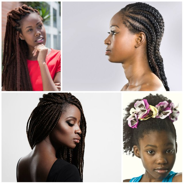 cute and trendy hairstyles for black teen girls | 2019