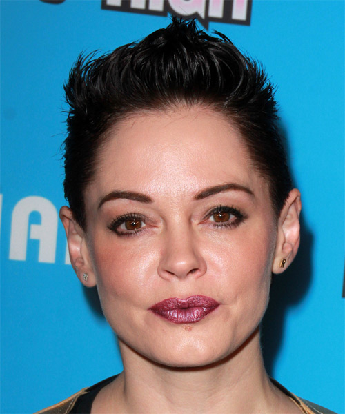 Rose McGowan Hairstyles In 2018