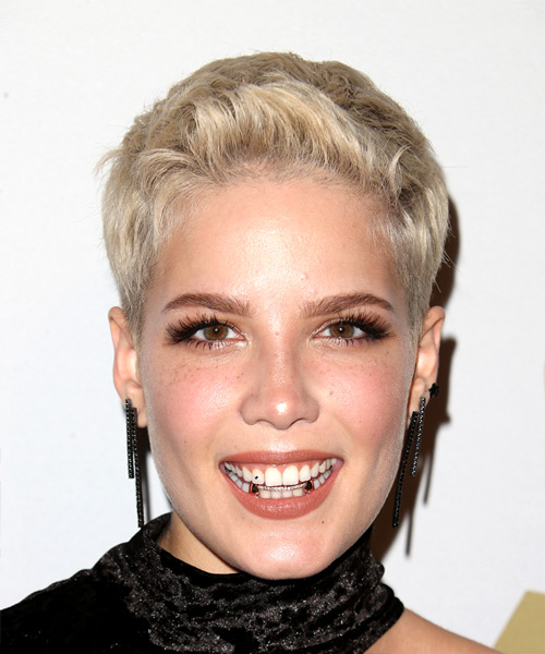 Image Result For Short Hairstyle For Oval Face