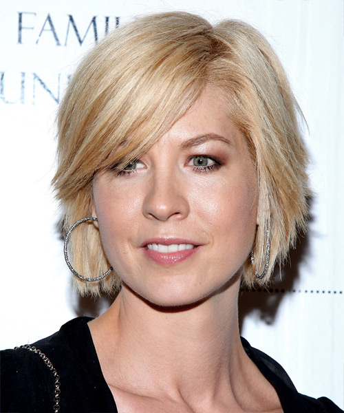 14 Jenna Elfman Hairstyles Hair Cuts And Colors