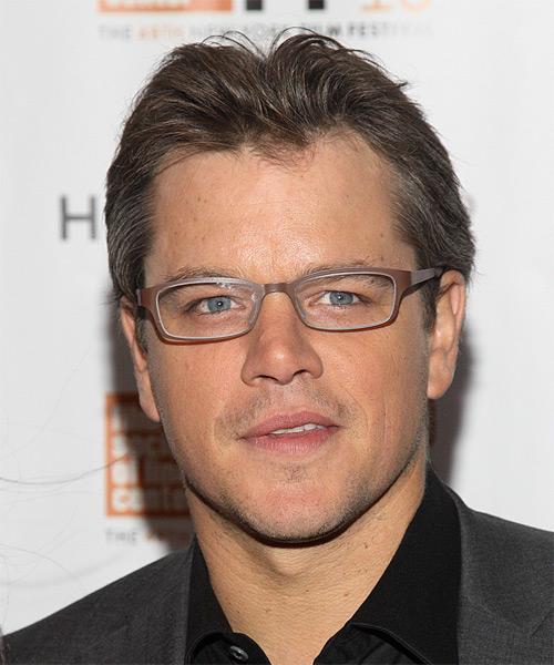 Matt Damon Hairstyles Hair Cuts And Colors