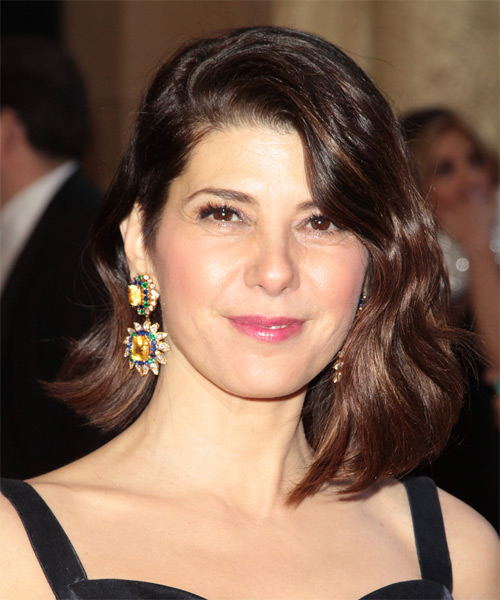 Marisa Tomei Hairstyles In 2018