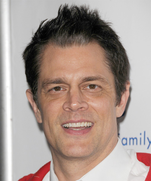 Johnny Knoxville Hairstyles In 2018