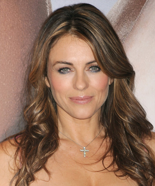 Elizabeth Hurley Hairstyles Hair Cuts And Colors
