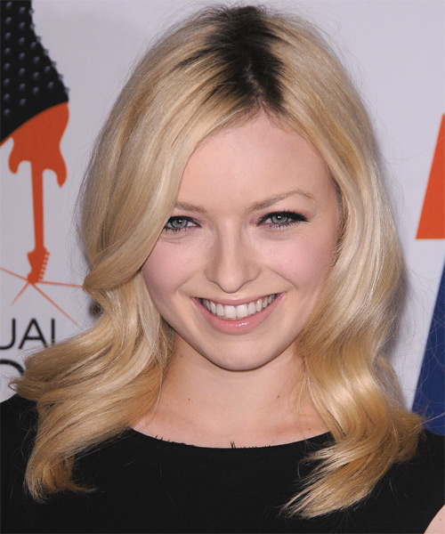 Francesca Fisher Eastwood Hairstyles Gallery