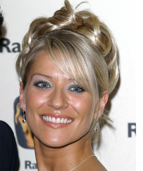 Zoe Lucker Hairstyles In 2018