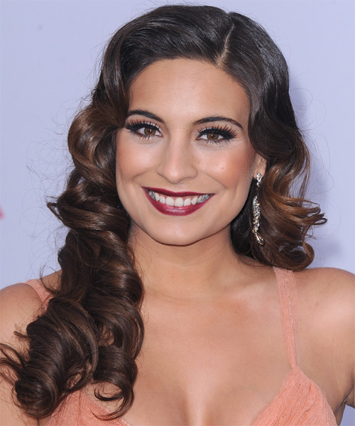 Image Result For Brunette Hairstyles Long