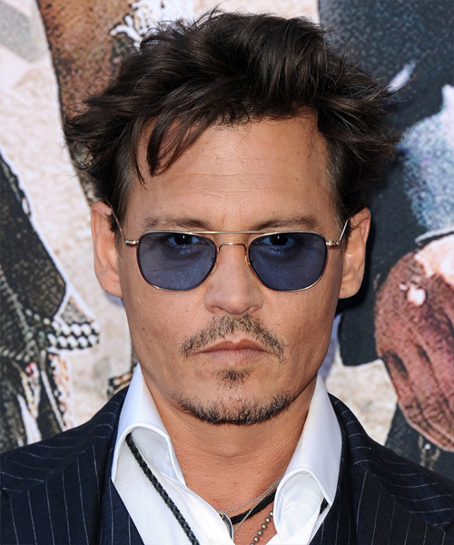 Johnny Depp Hairstyles Hair Cuts And Colors
