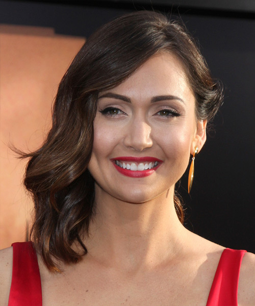 Jessica Chobot Hairstyles In 2018