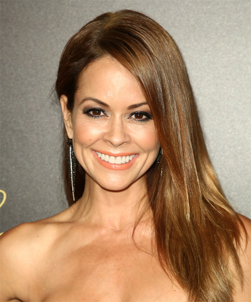 Brooke Burke Hairstyles Hair Cuts And Colors