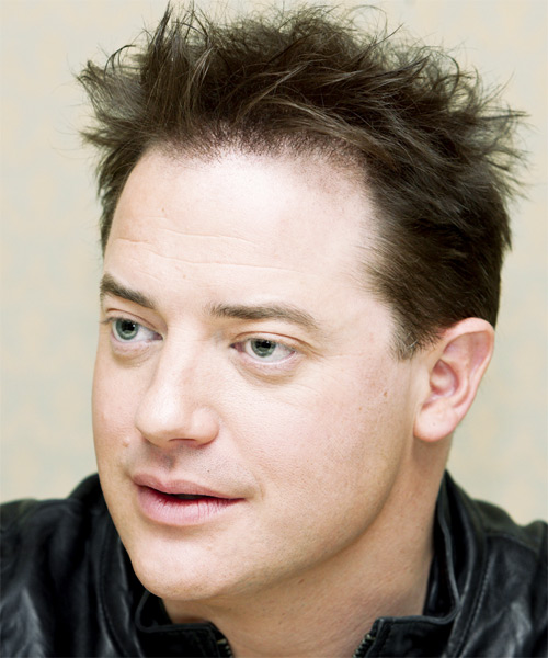 Brendan Fraser Hairstyles Hair Cuts And Colors