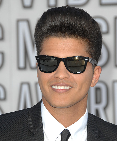 Bruno Mars Hairstyles In 2018