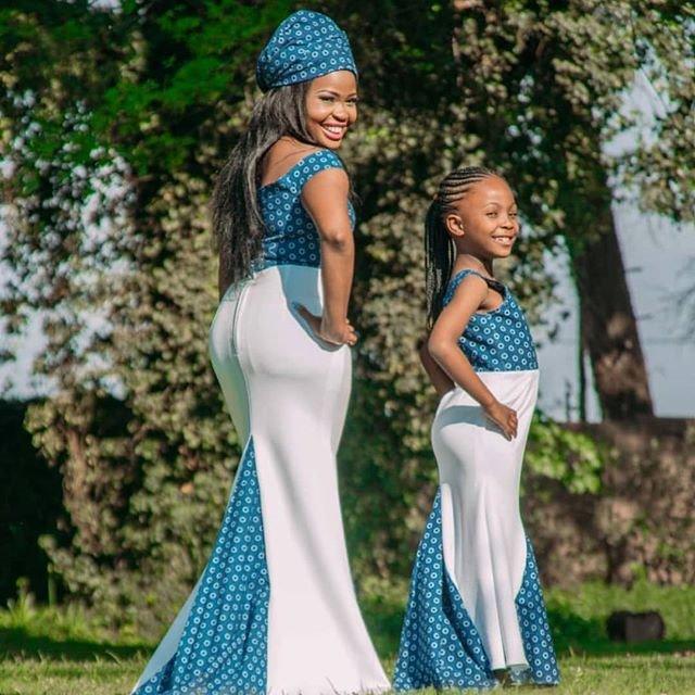 Last Shweshwe Umembeso Wedding Dress for 2019 , Hairstyles 2u