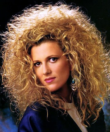 List of 33 Most Popular 80 s Hairstyles for Women  Updated  Take a curler and make thin curls out of your hair  Give enough volume to  your hair to make it huge and recreate this stunning 80 s hairstyles