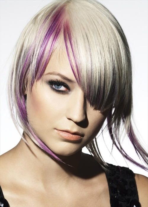Latest Punk Hairstyles 2013 For Women Amp Girls Hairstyles