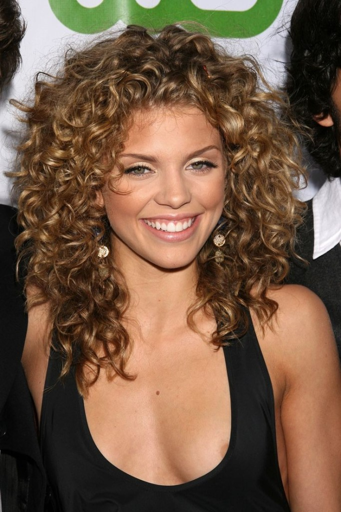 Good Hairstyles For Thin Curly Hair Hairstly