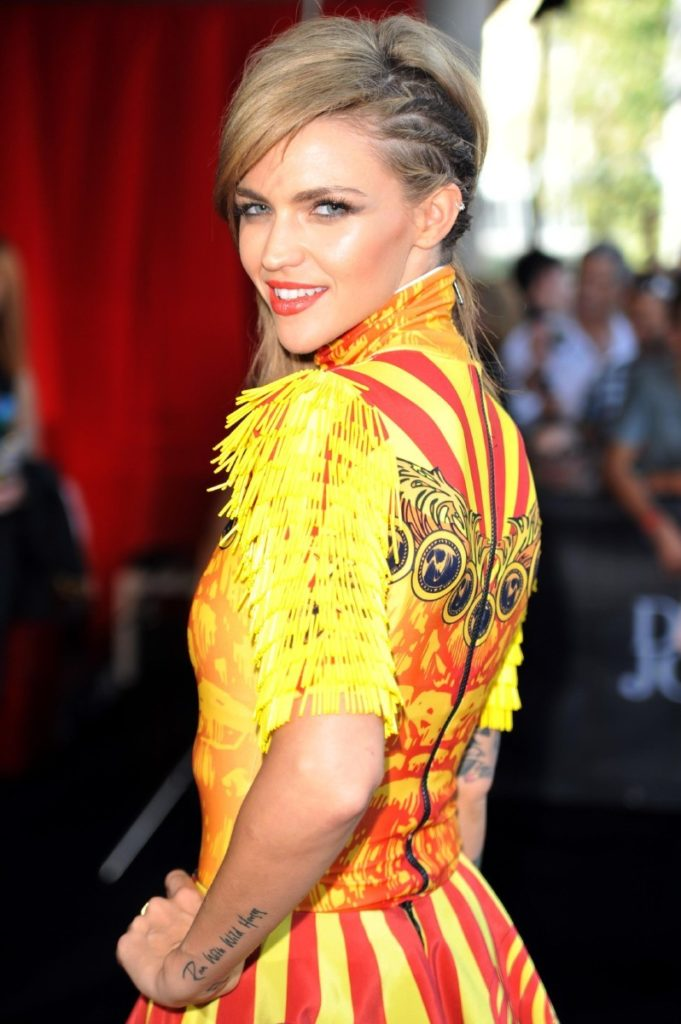 Ruby Rose Long Hair Fashion Inspiration For Most Women