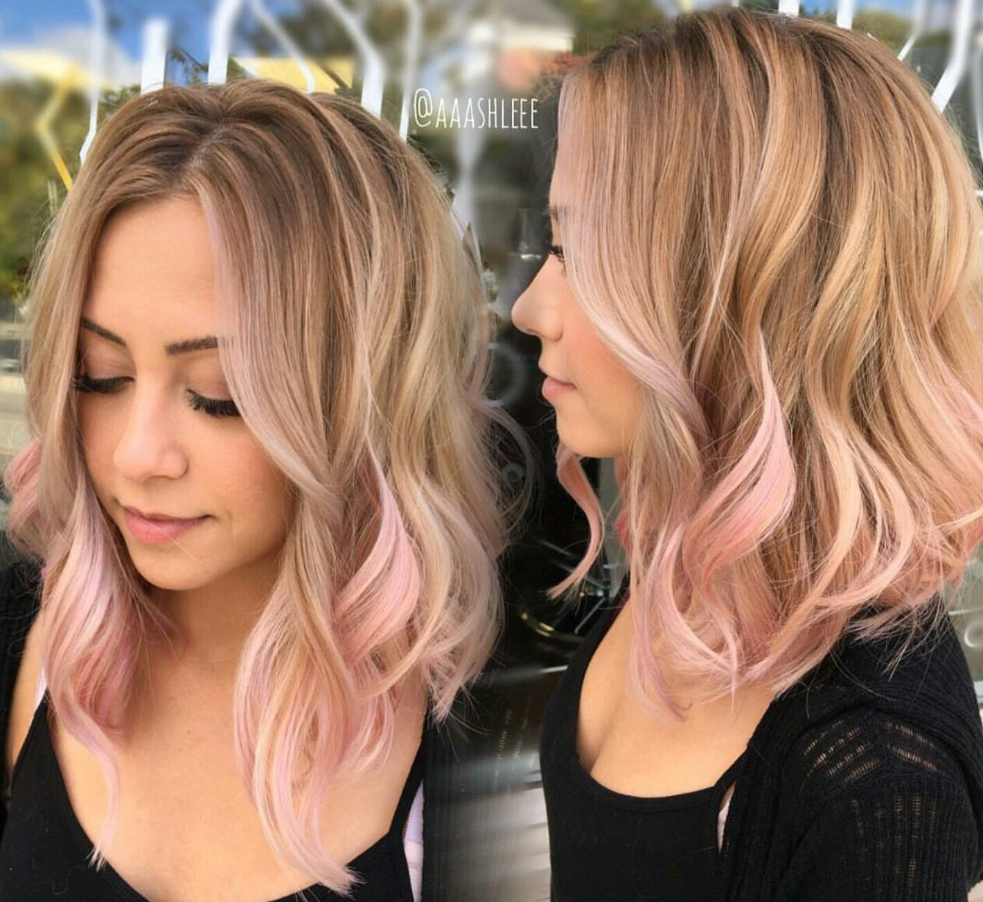 Expert Look On Pink Hair Hairstyles For Women