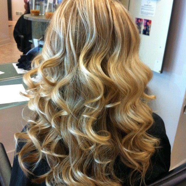 Bouncy Ringlet Curls Hairstyles How To