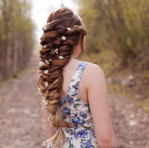Inspiring Wedding Braided Hairstyles Hairstyles How To