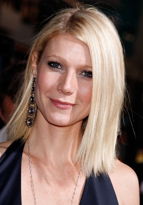 Gwyneth Paltrow Blonde Hair Dye